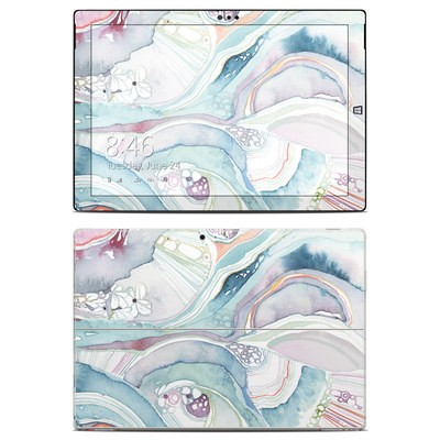 Microsoft Surface Pro 3 Skin - Abstract Organic