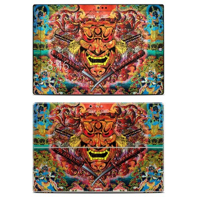 Microsoft Surface Pro 3 Skin - Asian Crest