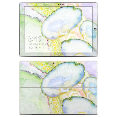 Microsoft Surface Pro 3 Skin - Agate Dreams