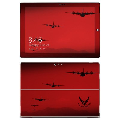 Microsoft Surface Pro 3 Skin - Air Traffic