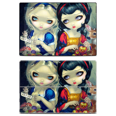 Microsoft Surface Pro 3 Skin - Alice & Snow White