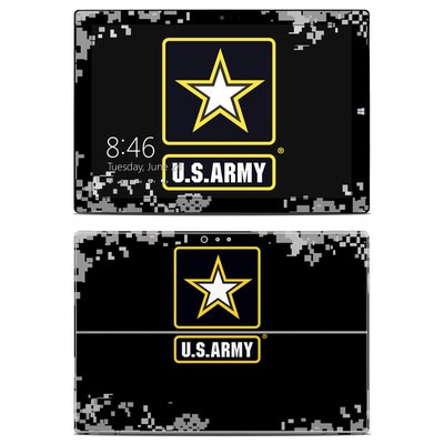 Microsoft Surface Pro 3 Skin - Army Pride
