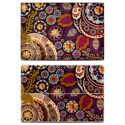 Microsoft Surface Pro 3 Skin - Autumn Mehndi