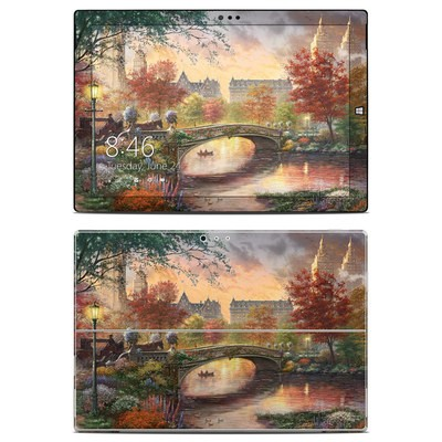 Microsoft Surface Pro 3 Skin - Autumn in New York