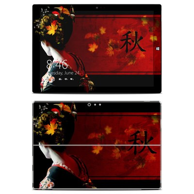 Microsoft Surface Pro 3 Skin - Autumn