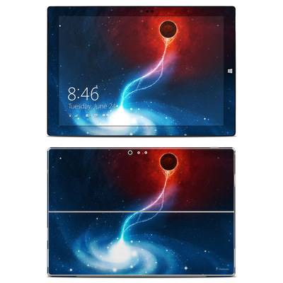 Microsoft Surface Pro 3 Skin - Black Hole