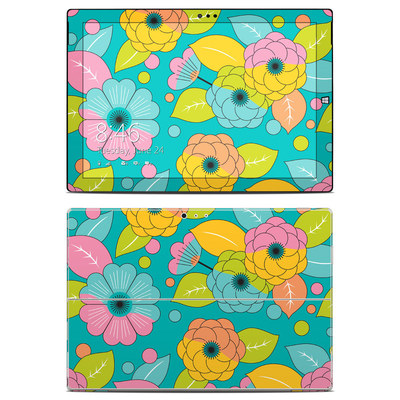 Microsoft Surface Pro 3 Skin - Blossoms