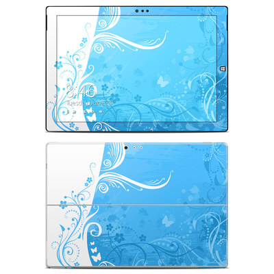 Microsoft Surface Pro 3 Skin - Blue Crush