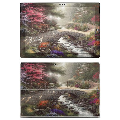 Microsoft Surface Pro 3 Skin - Bridge of Faith
