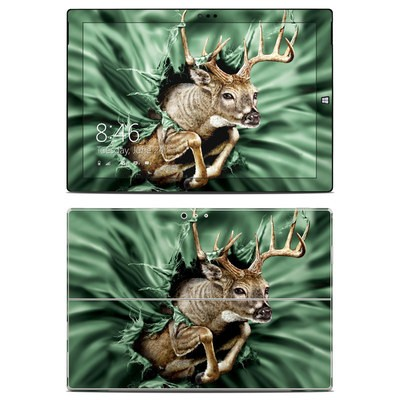 Microsoft Surface Pro 3 Skin - Break Through Deer