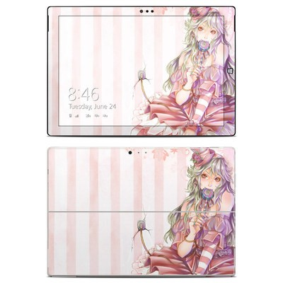 Microsoft Surface Pro 3 Skin - Candy Girl