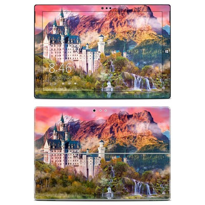 Microsoft Surface Pro 3 Skin - Castle Majesty