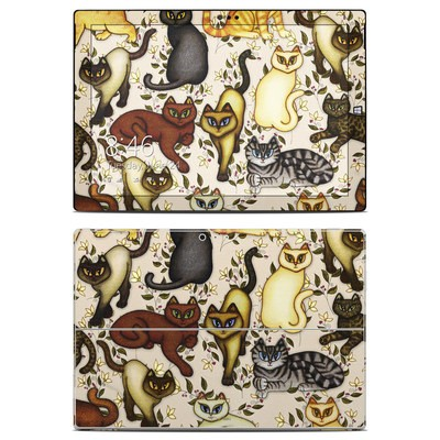 Microsoft Surface Pro 3 Skin - Cats
