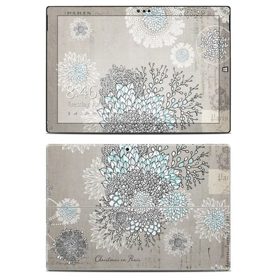 Microsoft Surface Pro 3 Skin - Christmas In Paris