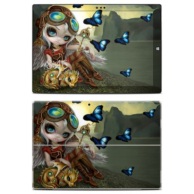 Microsoft Surface Pro 3 Skin - Clockwork Dragonling