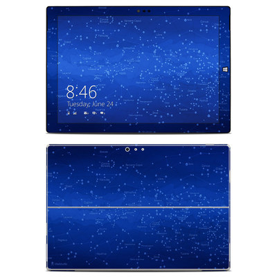 Microsoft Surface Pro 3 Skin - Constellations