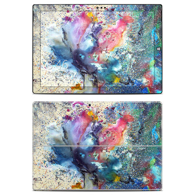 Microsoft Surface Pro 3 Skin - Cosmic Flower