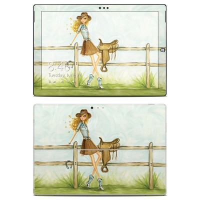 Microsoft Surface Pro 3 Skin - Cowgirl Glam