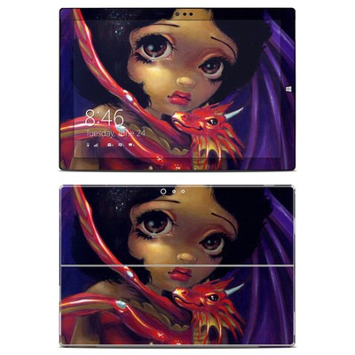 Microsoft Surface Pro 3 Skin - Darling Dragonling
