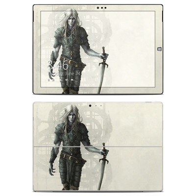 Microsoft Surface Pro 3 Skin - Dark Elf