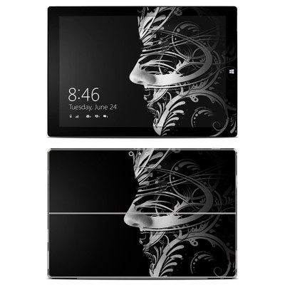 Microsoft Surface Pro 3 Skin - Displacement