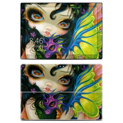 Microsoft Surface Pro 3 Skin - Dragonling Child