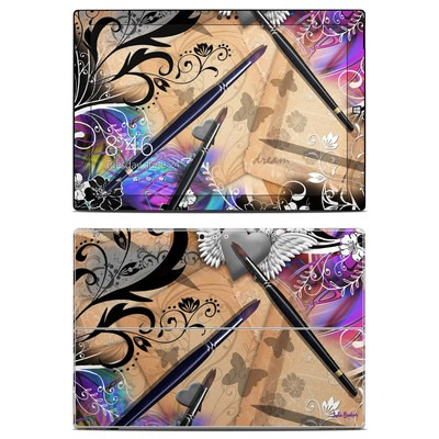 Microsoft Surface Pro 3 Skin - Dream Flowers