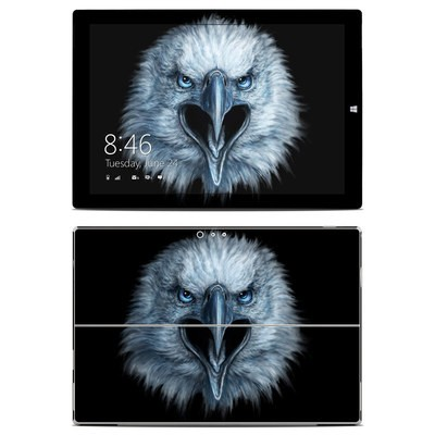 Microsoft Surface Pro 3 Skin - Eagle Face