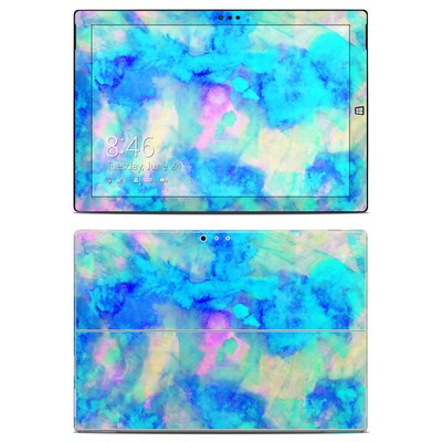 Microsoft Surface Pro 3 Skin - Electrify Ice Blue