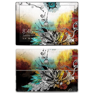 Microsoft Surface Pro 3 Skin - Frozen Dreams