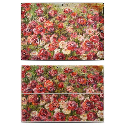 Microsoft Surface Pro 3 Skin - Fleurs Sauvages
