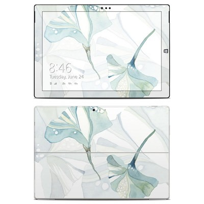 Microsoft Surface Pro 3 Skin - Floating Gingko