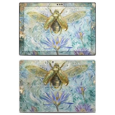 Microsoft Surface Pro 3 Skin - When Flowers Dream