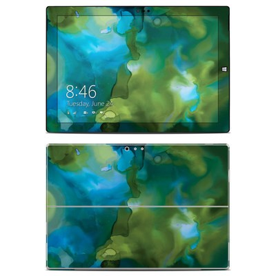 Microsoft Surface Pro 3 Skin - Fluidity