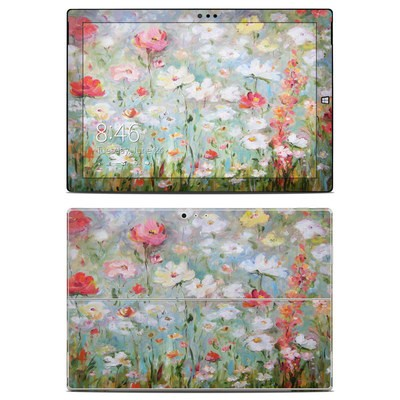 Microsoft Surface Pro 3 Skin - Flower Blooms