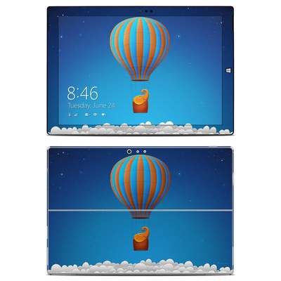 Microsoft Surface Pro 3 Skin - Flying Elephant