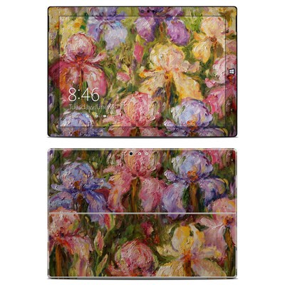 Microsoft Surface Pro 3 Skin - Field Of Irises