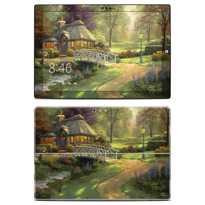 Microsoft Surface Pro 3 Skin - Friendship Cottage