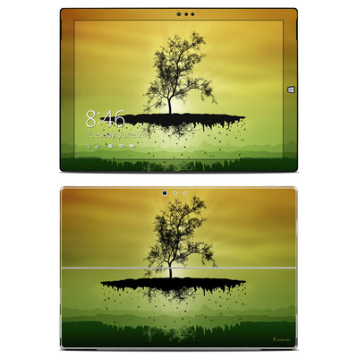 Microsoft Surface Pro 3 Skin - Flying Tree Amber