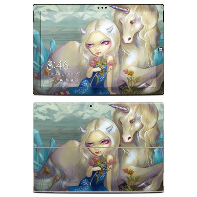 Microsoft Surface Pro 3 Skin - Fiona Unicorn