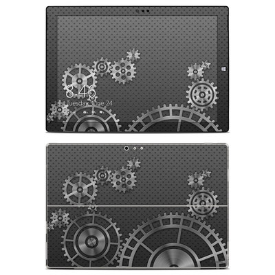 Microsoft Surface Pro 3 Skin - Gear Wheel