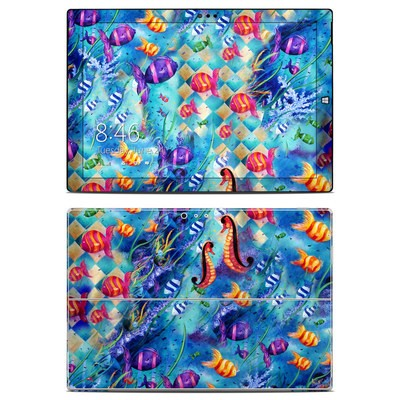 Microsoft Surface Pro 3 Skin - Harlequin Seascape