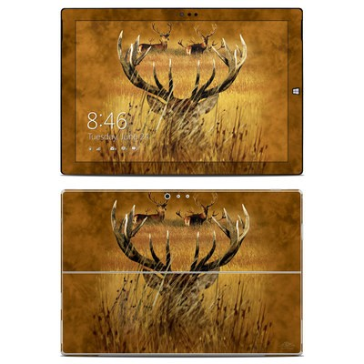 Microsoft Surface Pro 3 Skin - Hiding Buck