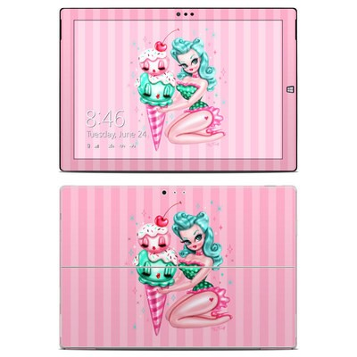 Microsoft Surface Pro 3 Skin - Ice Cream