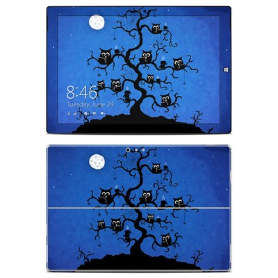 Microsoft Surface Pro 3 Skin - Internet Cafe