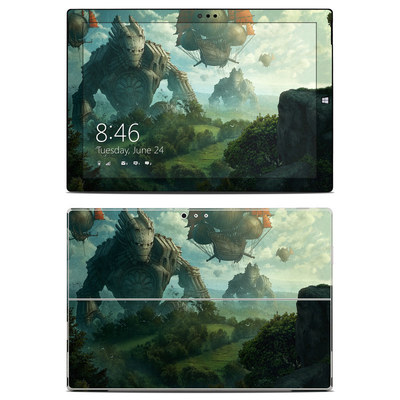 Microsoft Surface Pro 3 Skin - Invasion