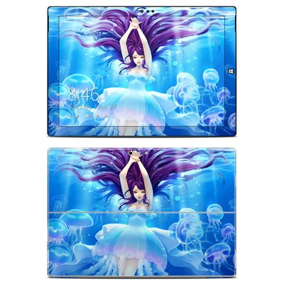 Microsoft Surface Pro 3 Skin - Jelly Girl