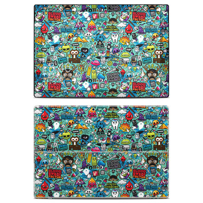 Microsoft Surface Pro 3 Skin - Jewel Thief