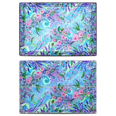 Microsoft Surface Pro 3 Skin - Lavender Flowers