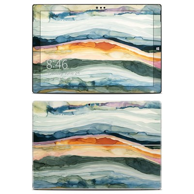 Microsoft Surface Pro 3 Skin - Layered Earth